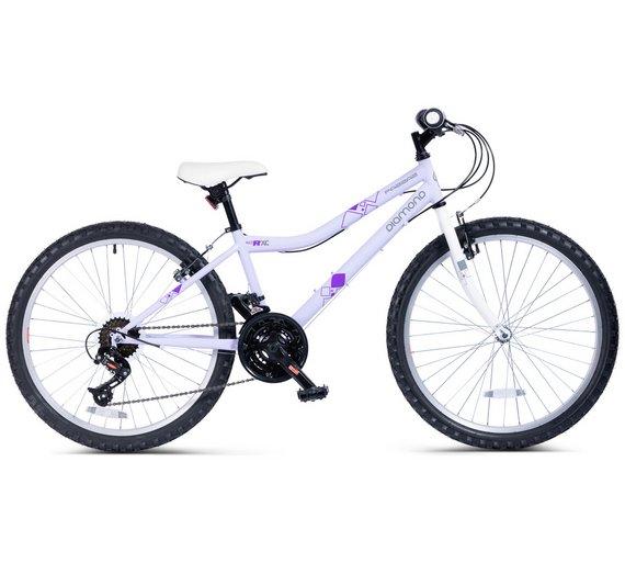 Buy Pazzaz 24 Inch Diamond Rigid Bike | Kids bikes | Argos