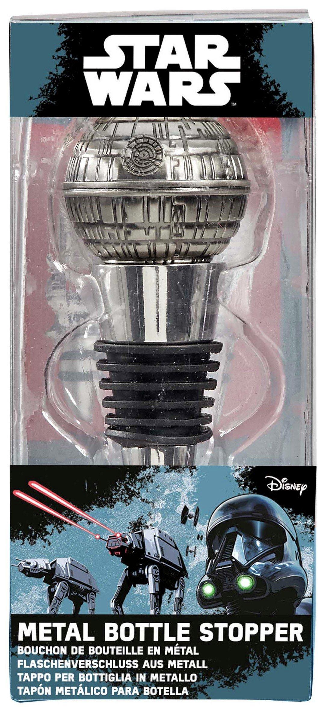 Star Wars Metal Death Star Bottle Stopper