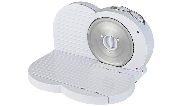 Cookworks Food and Meat Slicer - White