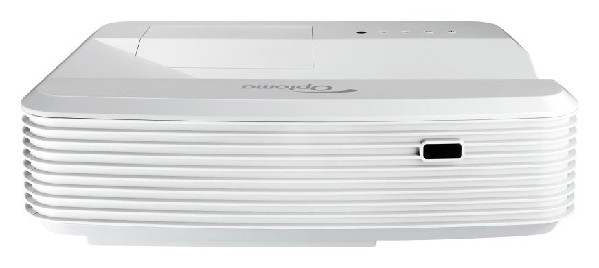 Compare retail prices of Optoma GT5000+ 1080p Full HD Ultra Short Throw Home Entertainment Projector - White to get the best deal online