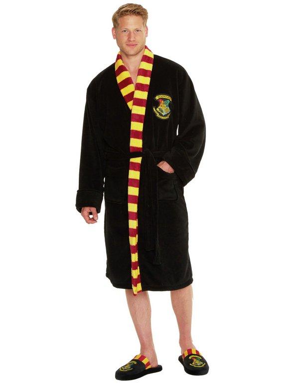 Buy Harry Potter Hogwarts Robe | Nightwear | Argos