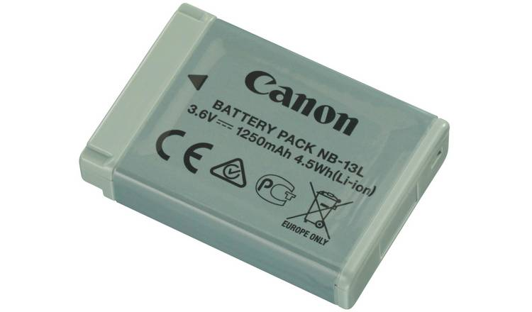 Canon NB 13L Battery Pack