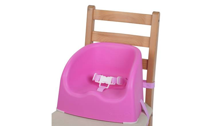 Safety 1st Essential Booster Seat - Pink