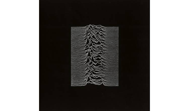 Joy Divison Unknown Pleasures Vinyl