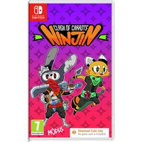 Ninjin: Clash of Carrots Nintendo Switch Game
