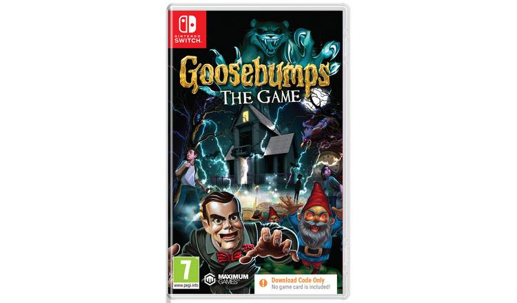 Goosebumps: The Game Nintendo Switch Game