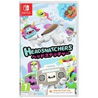 Headsnatchers Nintendo Switch Game