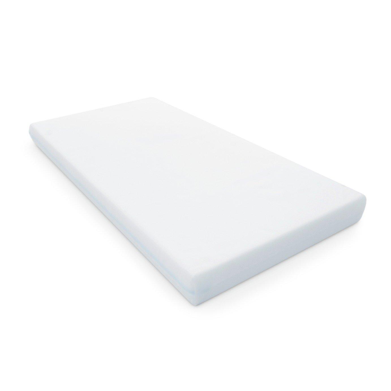 Babyhoot 140 x 70cm foam cot bed mattress