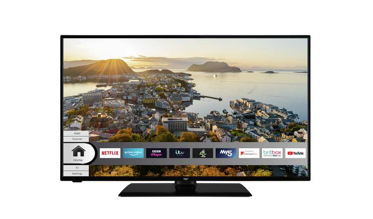 Bush 43 Inch Smart Full HD LED Freeview TV