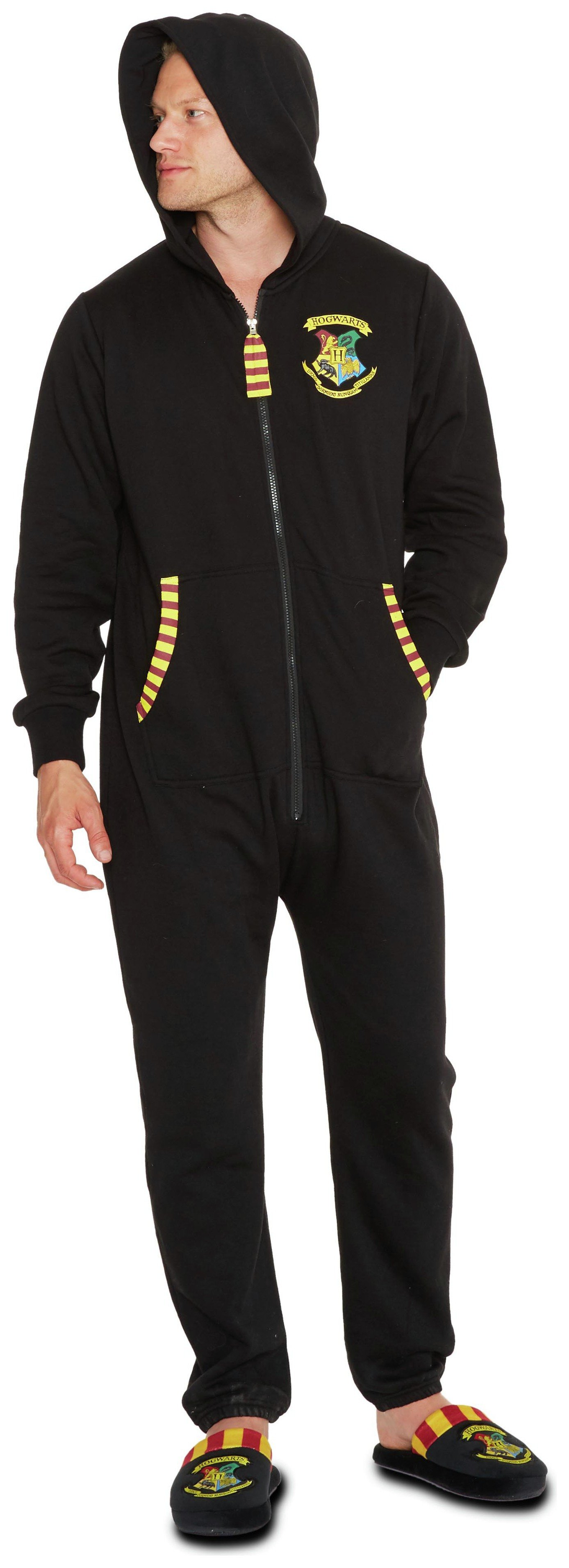 Harry Potter Hogwarts Onesie - Large