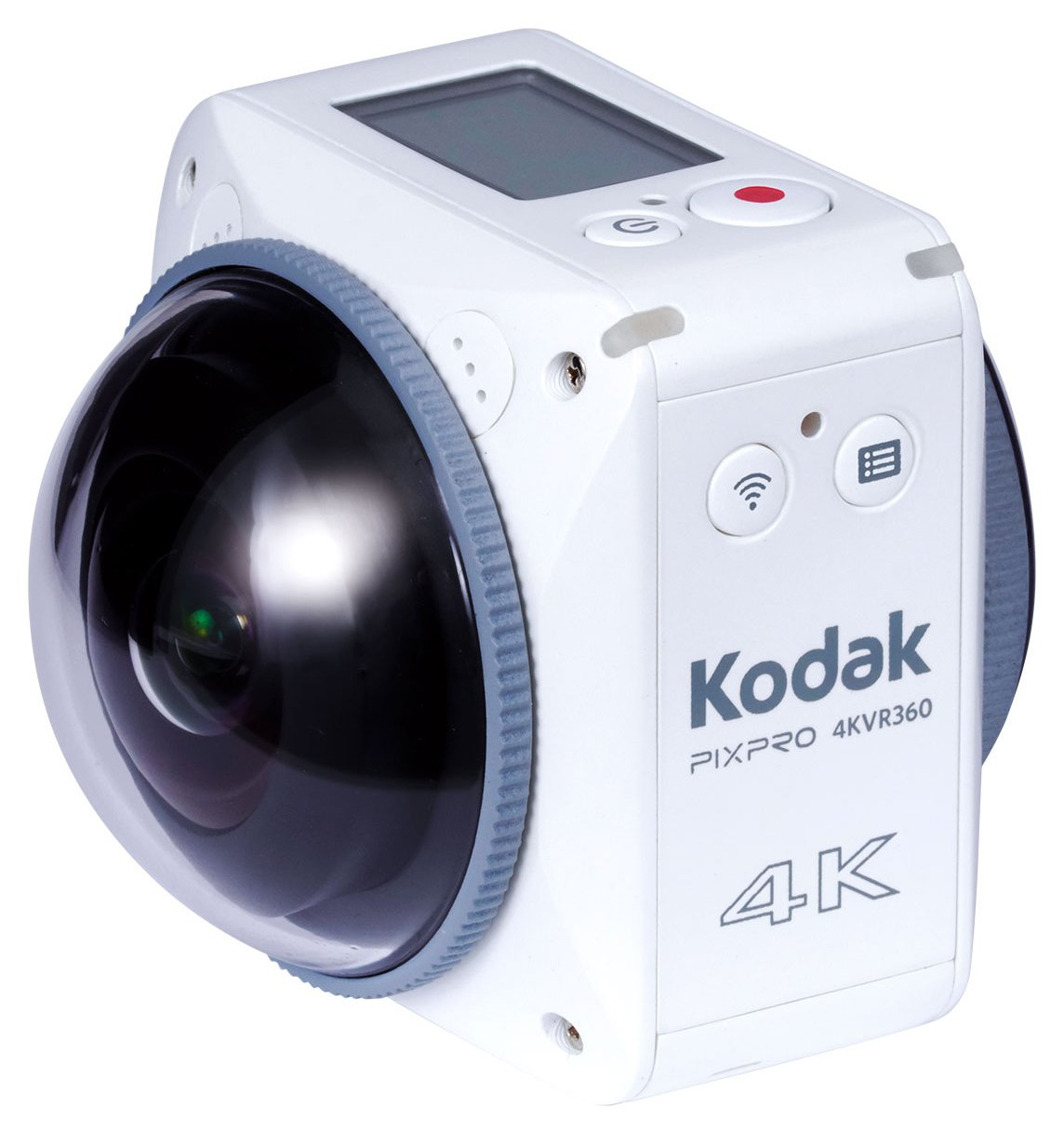 Kodak Pixpro SP360 4K VR 360 Degree Camcorder - Black.