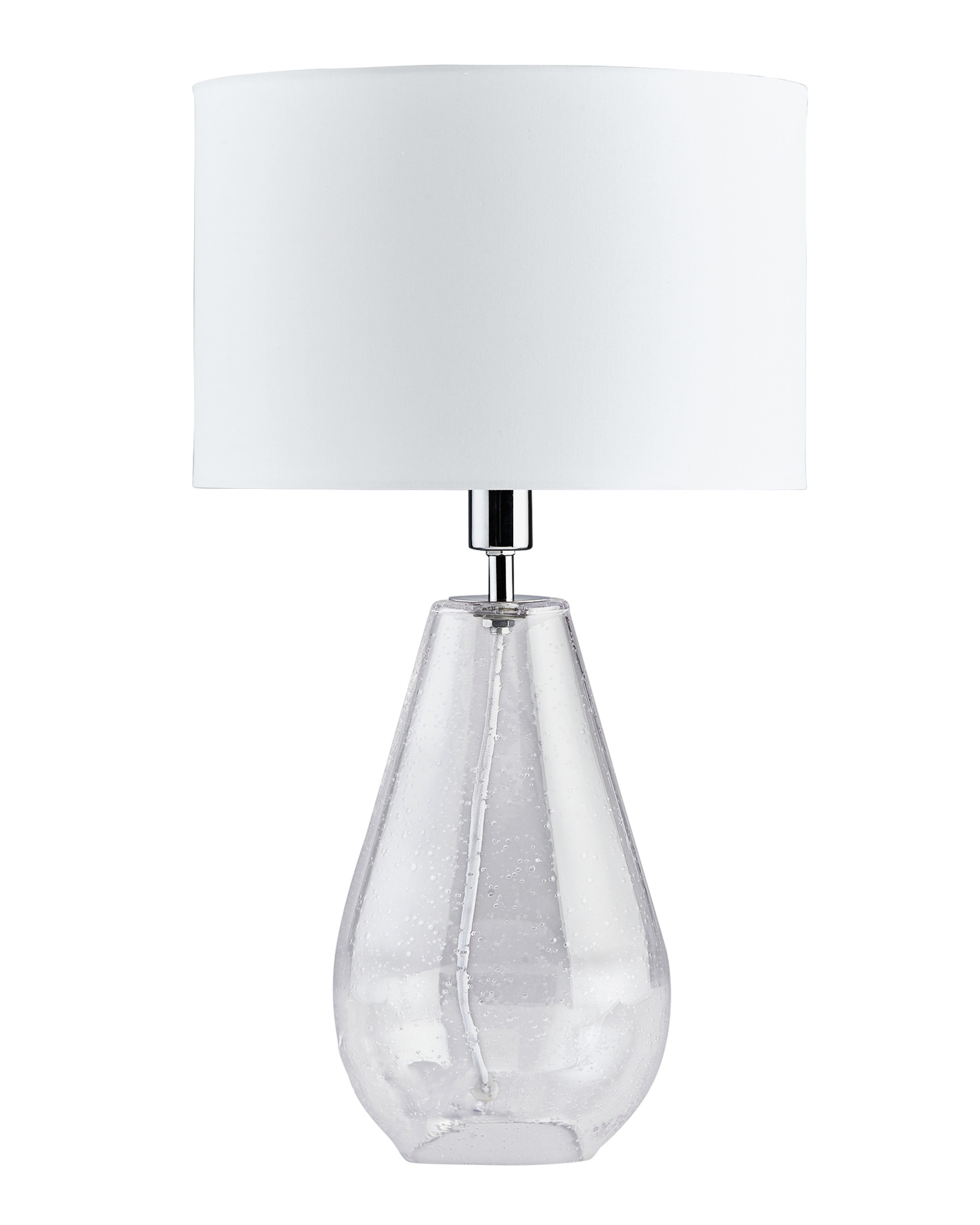 Heart Of House Darley Bubble Glass Table Lamp