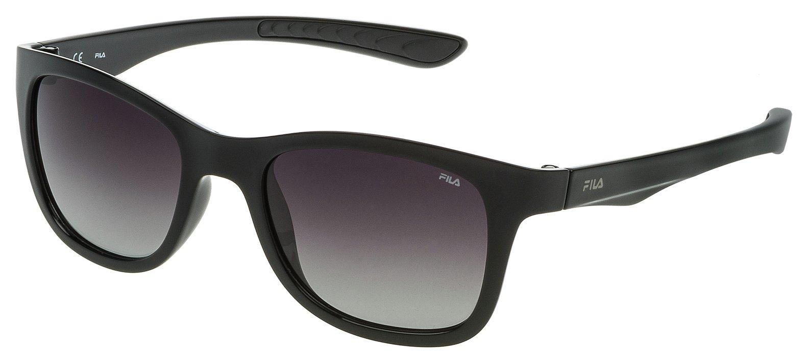Image of Fila Black Smoke Lens Sunglasses.