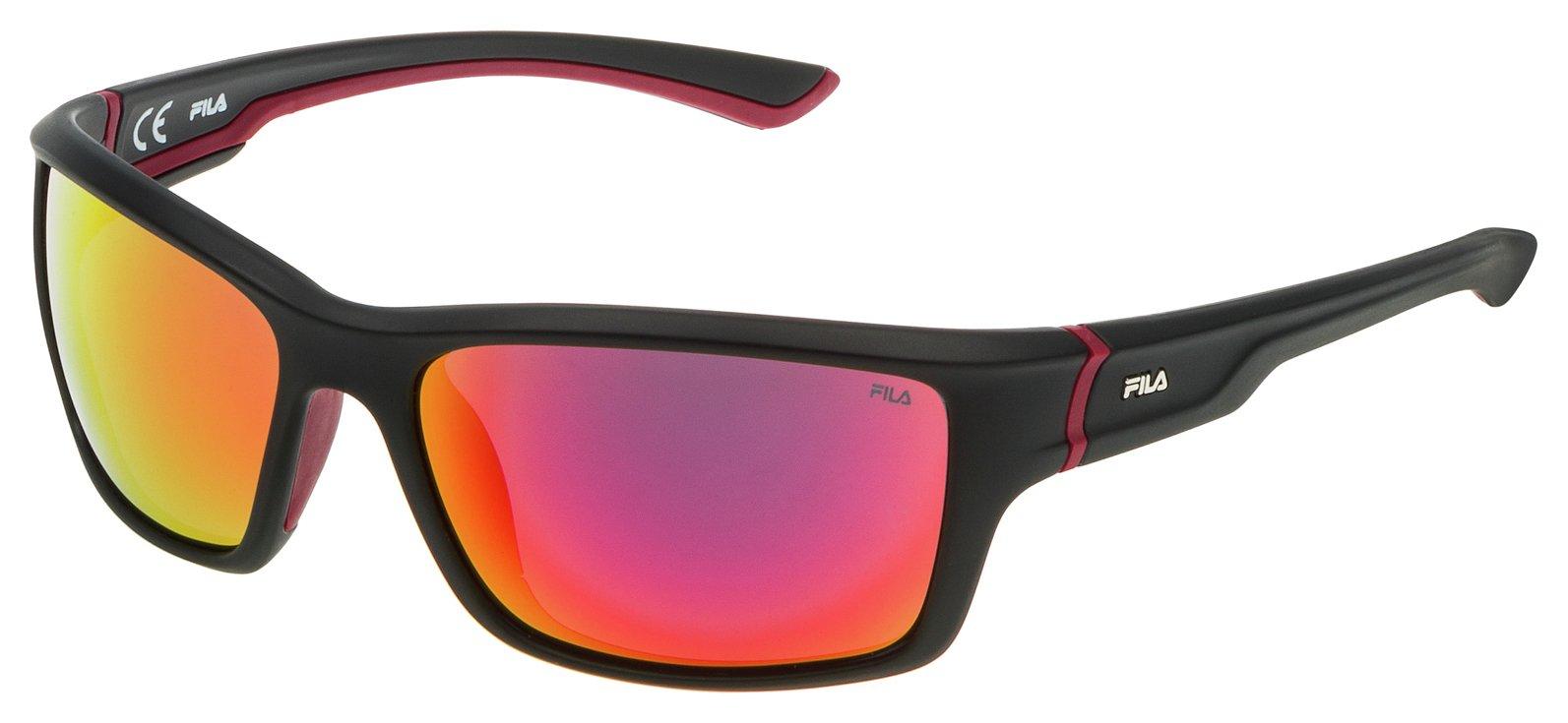 Image of Fila Matt Black Sunglasses.