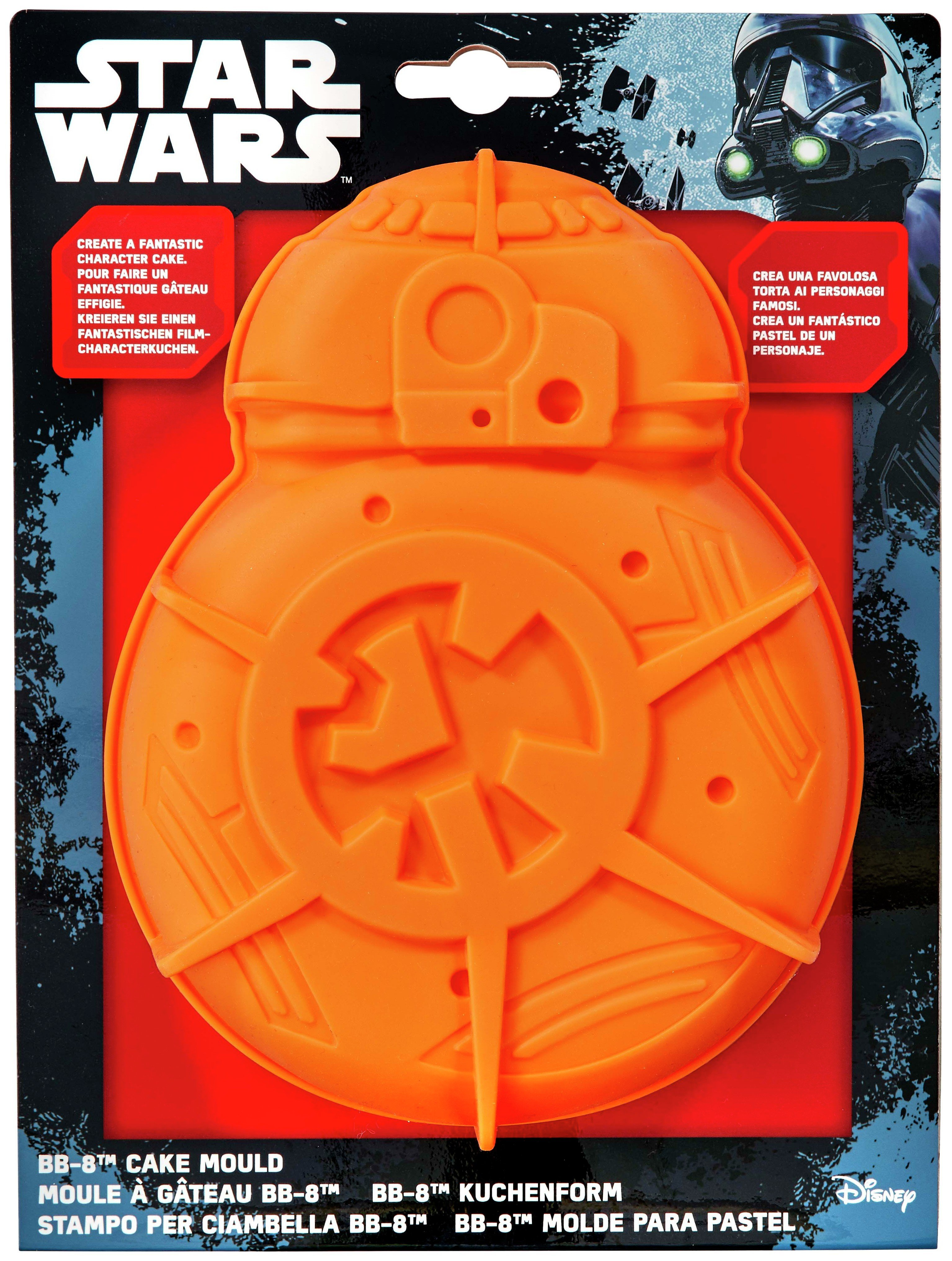 Star Wars BB8 Silicone Cake Mould