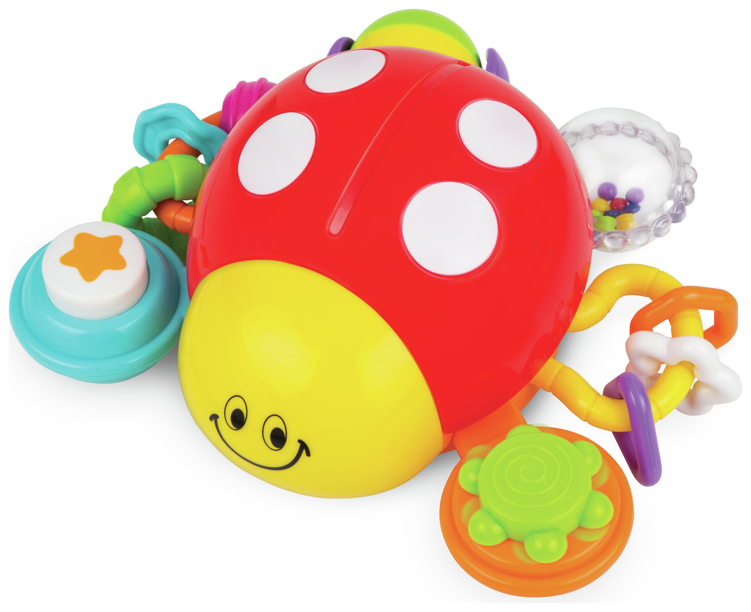 Chad Valley Ladybird Activity Toy