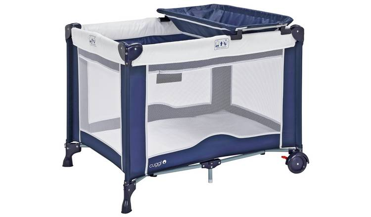 Cuggl Deluxe Travel Cot and Changer Unit