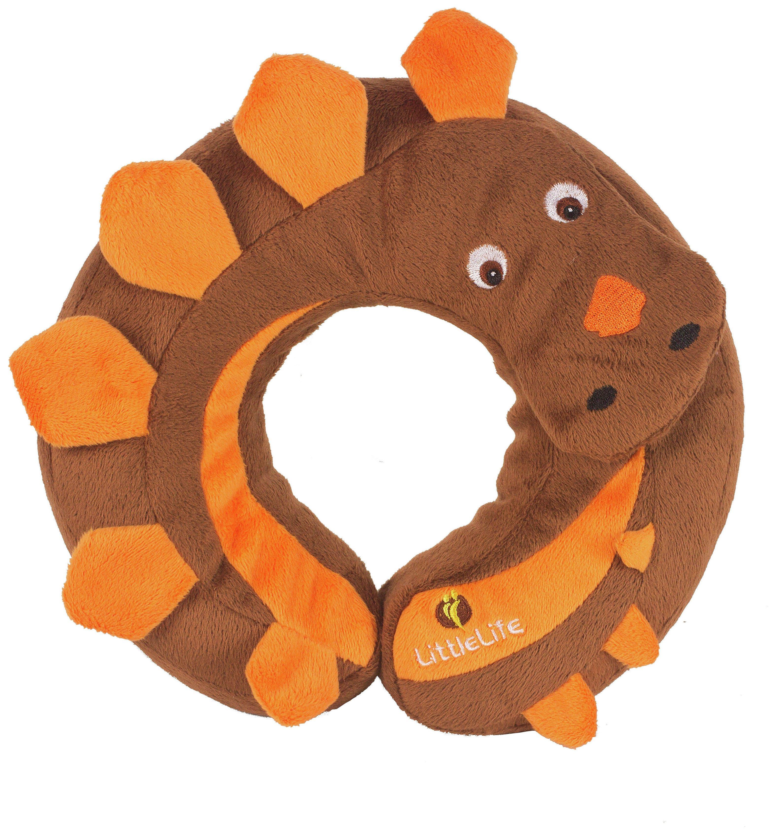 Littlelife Animal Snooze Pillow - Dinosaur