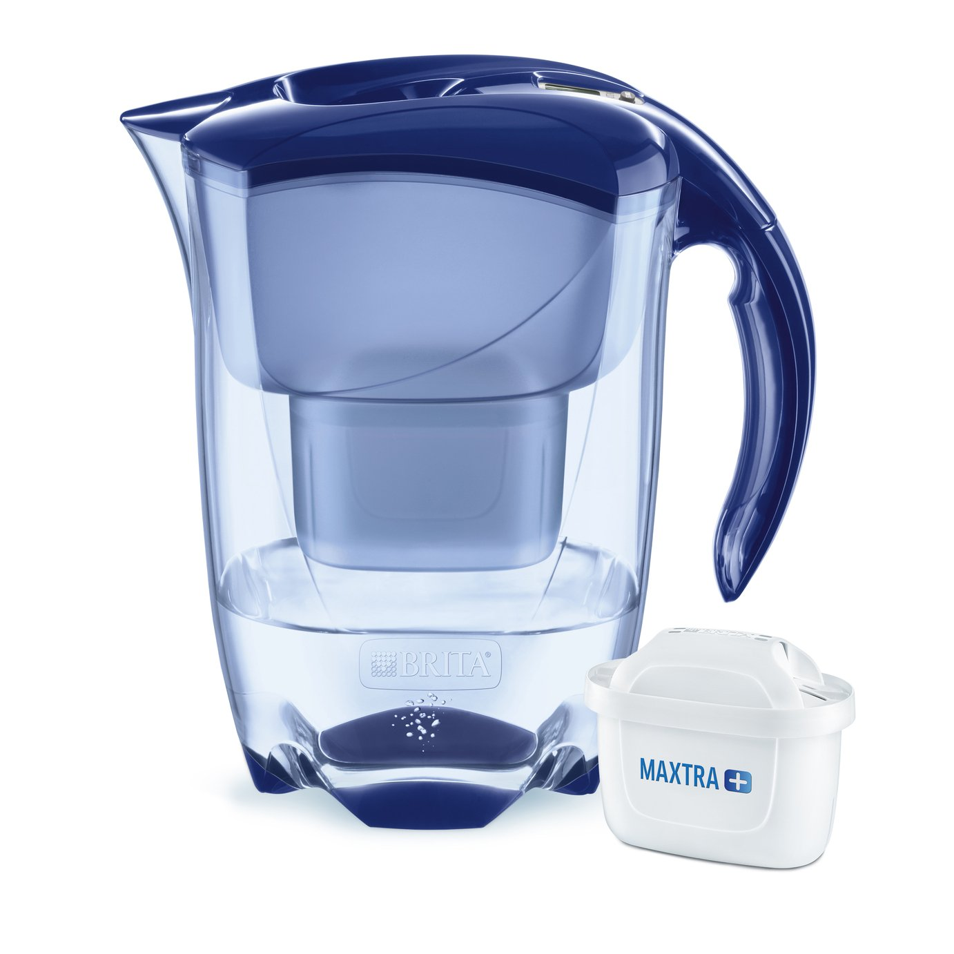 Image of Brita Elemaris Jug - Cool Blue