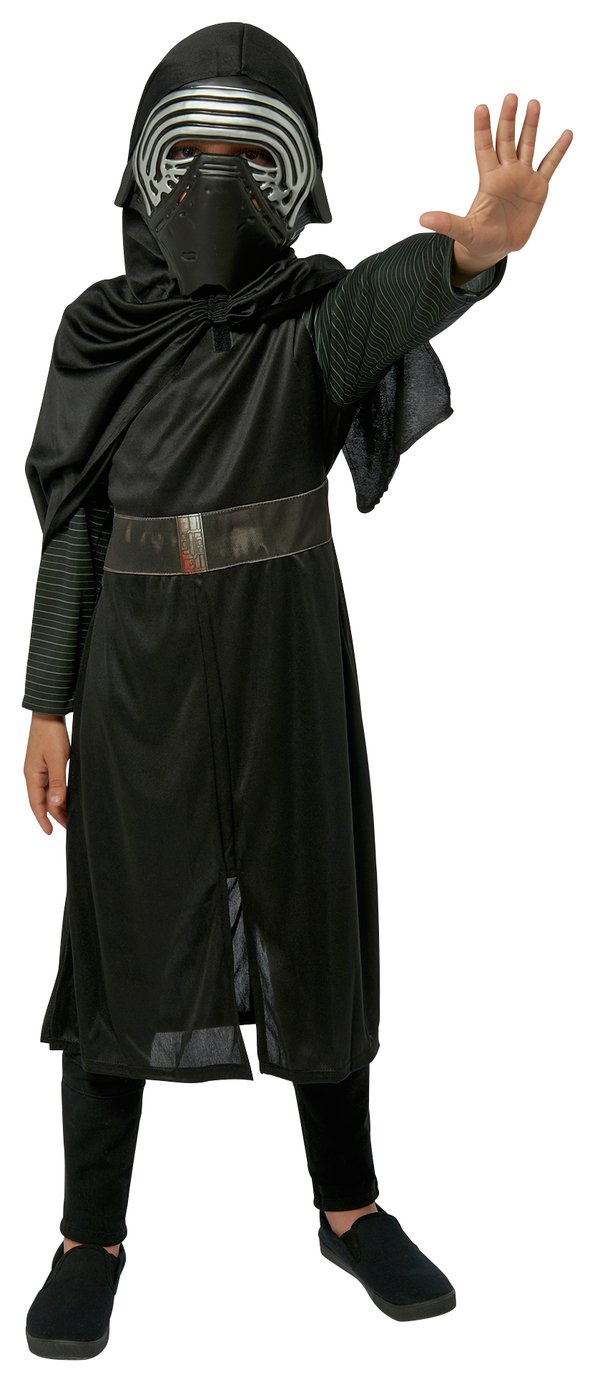 'Star Wars Kylo Ren Fancy Dress Costume - 9-10 Years