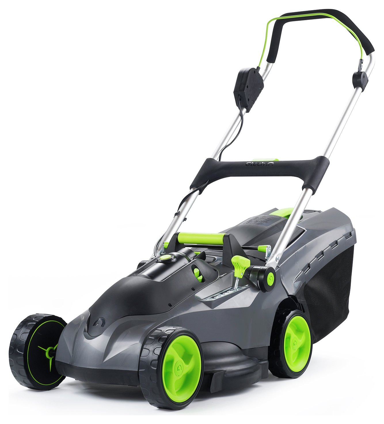 Image of Gtech 43cm Cordless Rotary Lawnmower - 670W