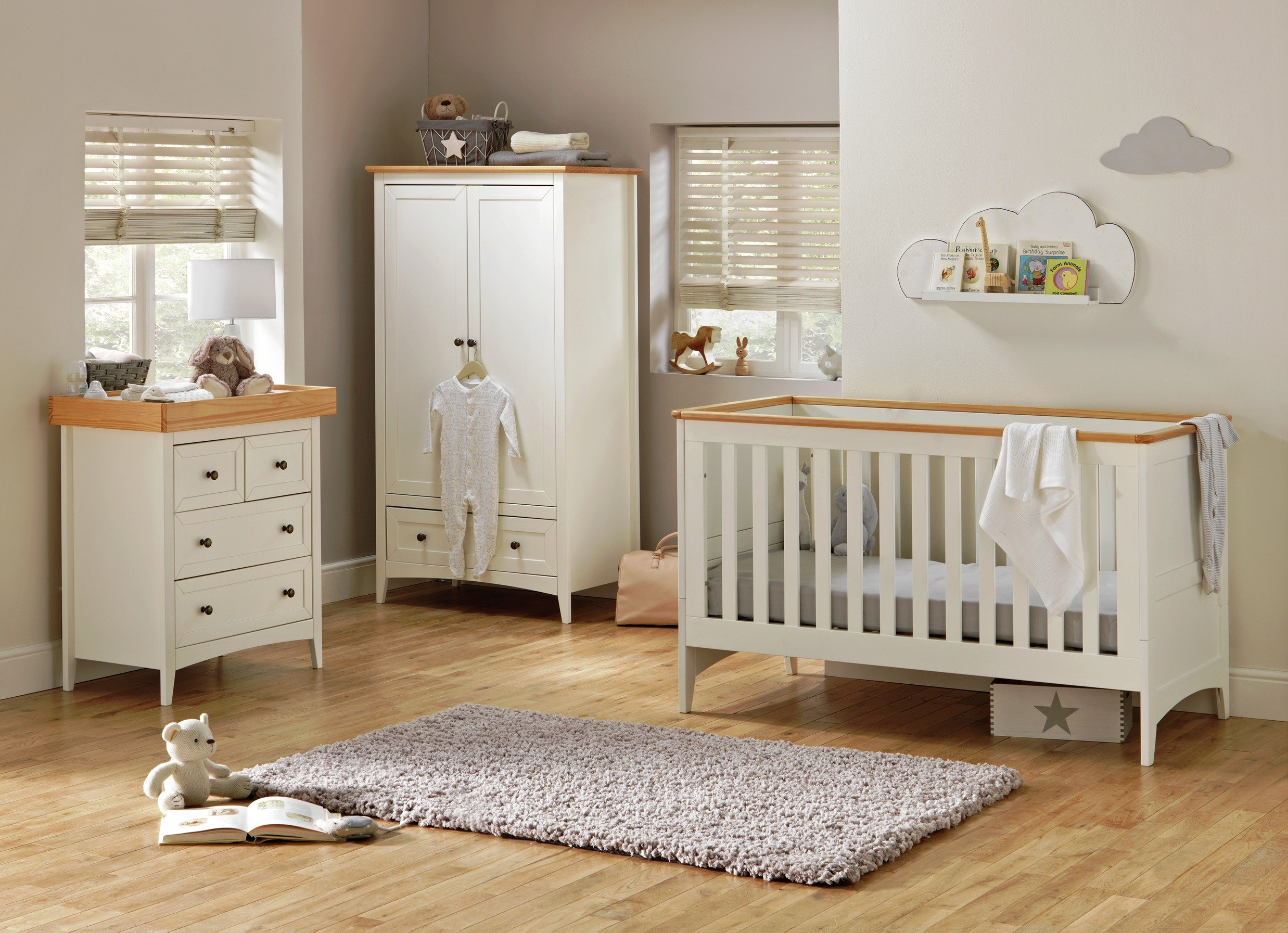 Image of Cuggl Camborne 3 Piece Set - Two Tone