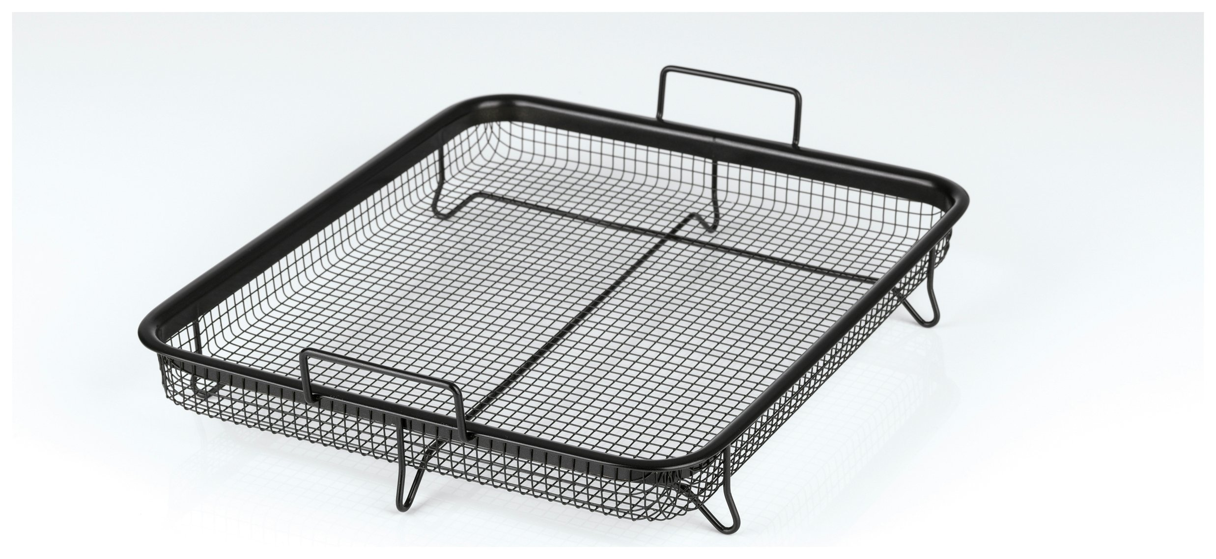 Image of GOURMETmaxx Oven Grill Basket Tray