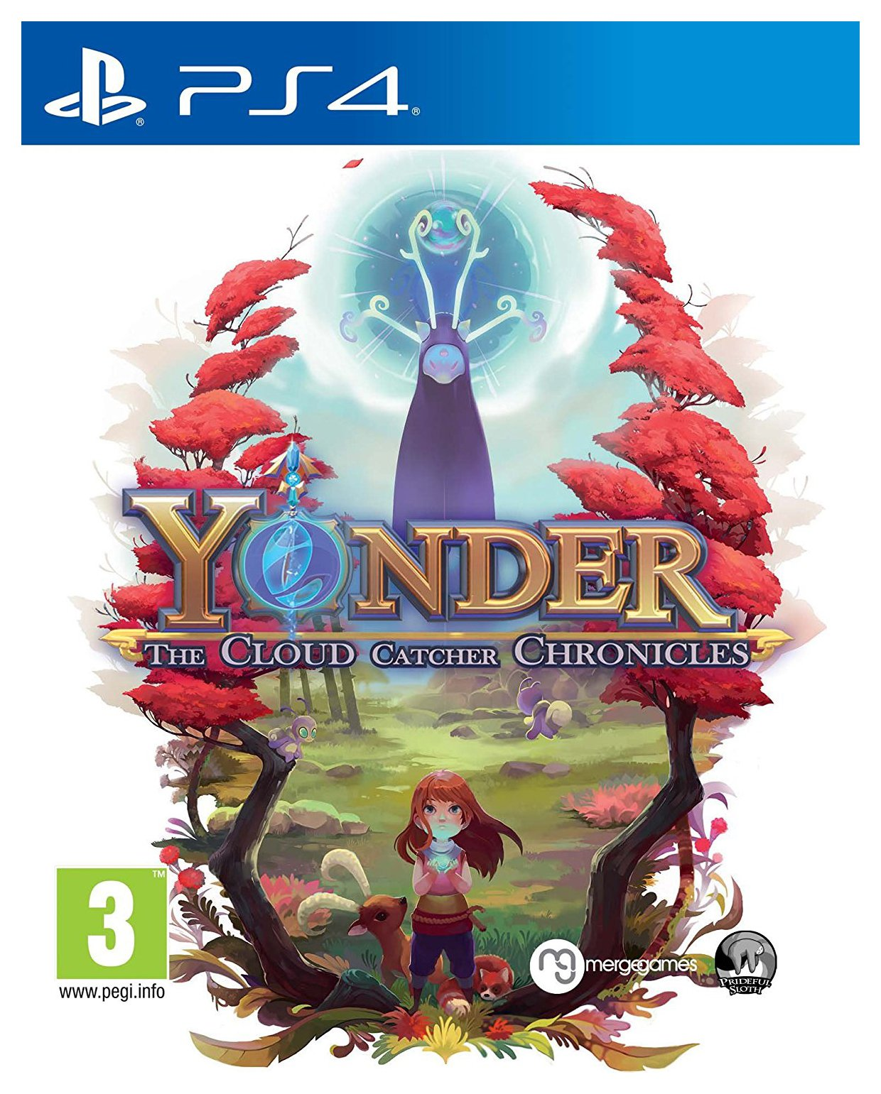 Yonder: Cloud Catcher Chronicles PS4 Game. review