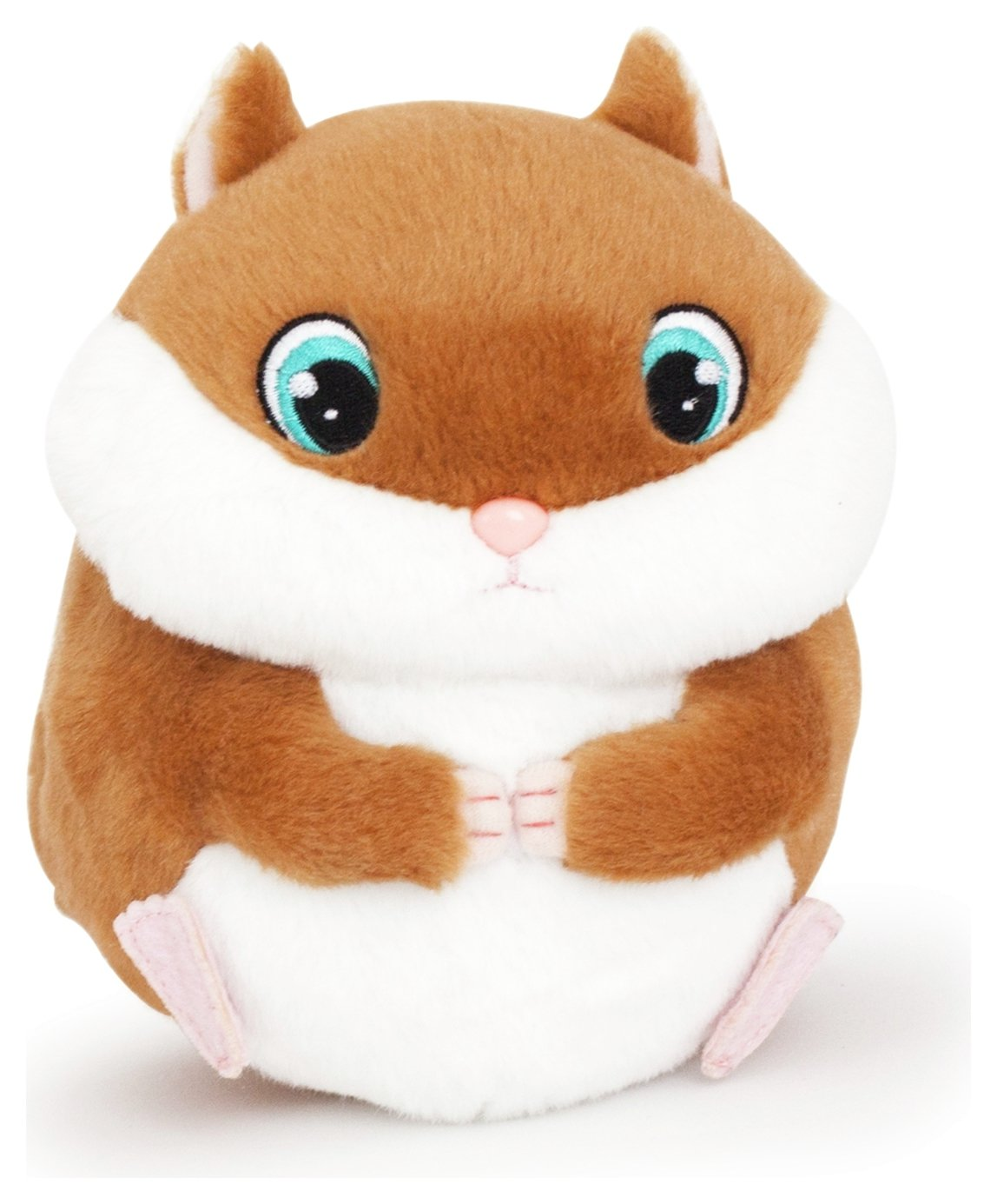 Club Petz Bam Bam the Hamster Interactive Plush.