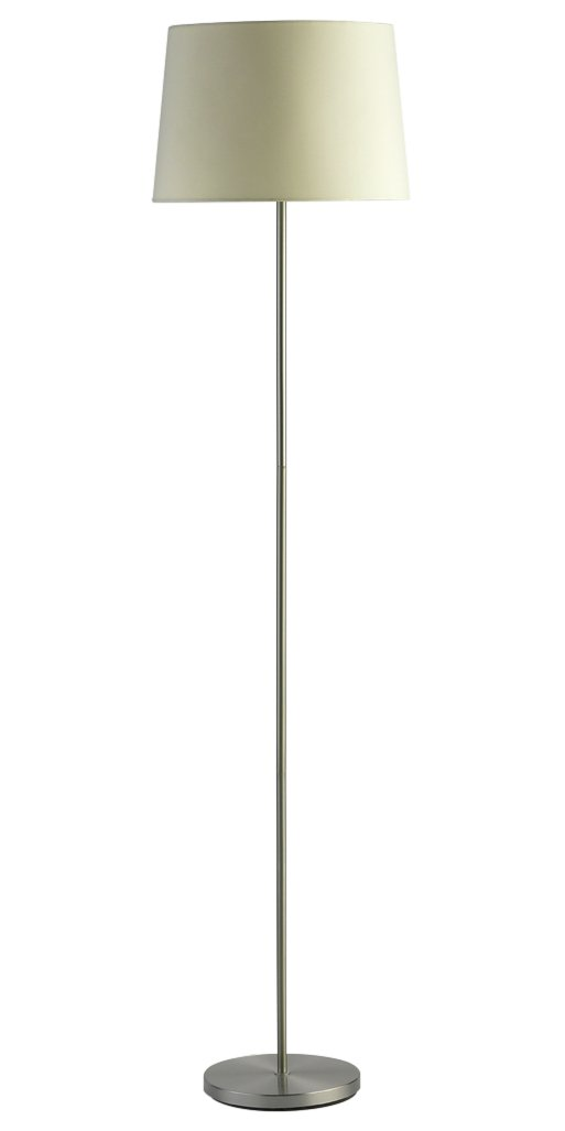 Argos Home Taper Floor Lamp - Cream