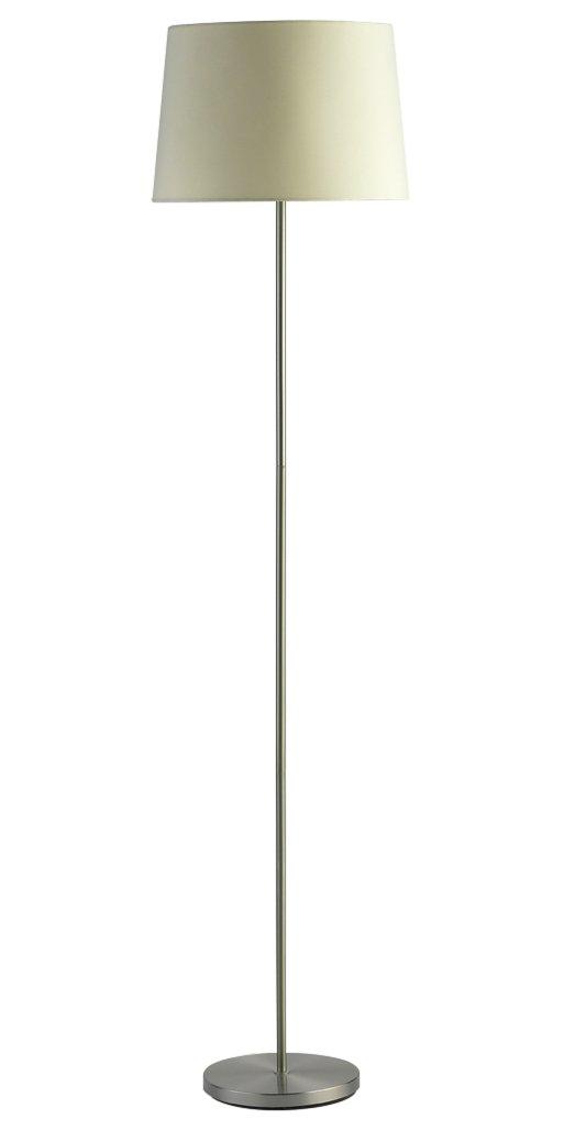 'Home Taper Floor Lamp - Cream