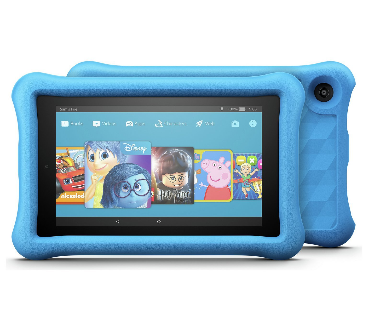 Amazon Fire 7 Kids Edition 7 Inch 16GB Tablet review