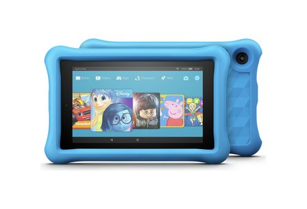 Amazon Fire 7 Kids Edition 7 Inch 16GB Tablet - Blue