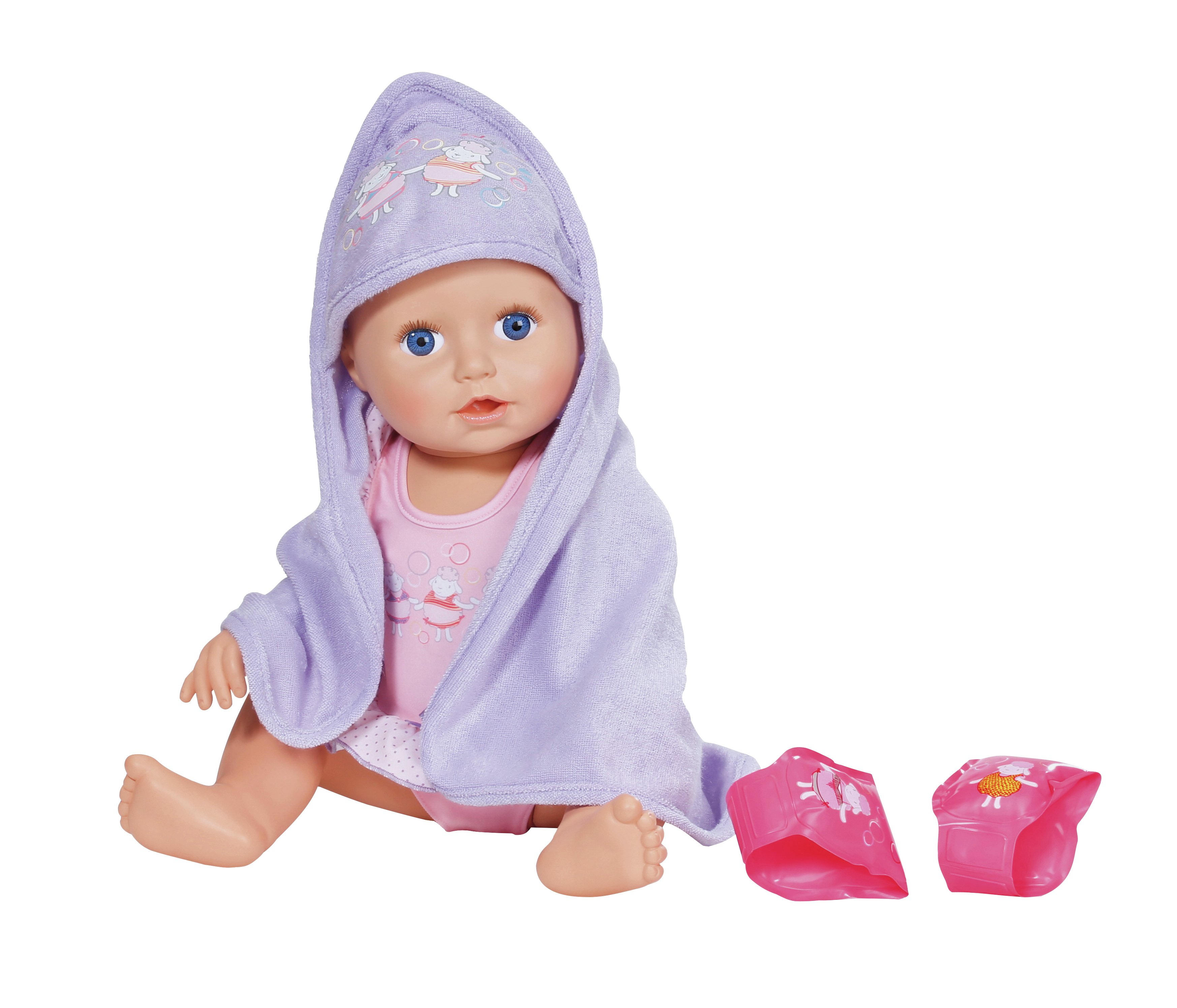 Image of Baby Annabell Learns to Swim Doll