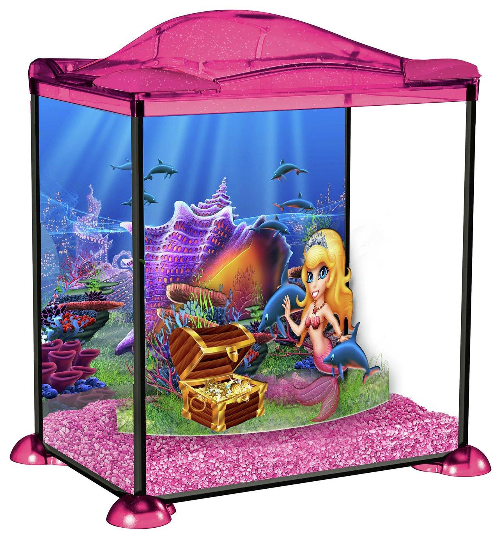 Marina Mermaid Fish Tank review