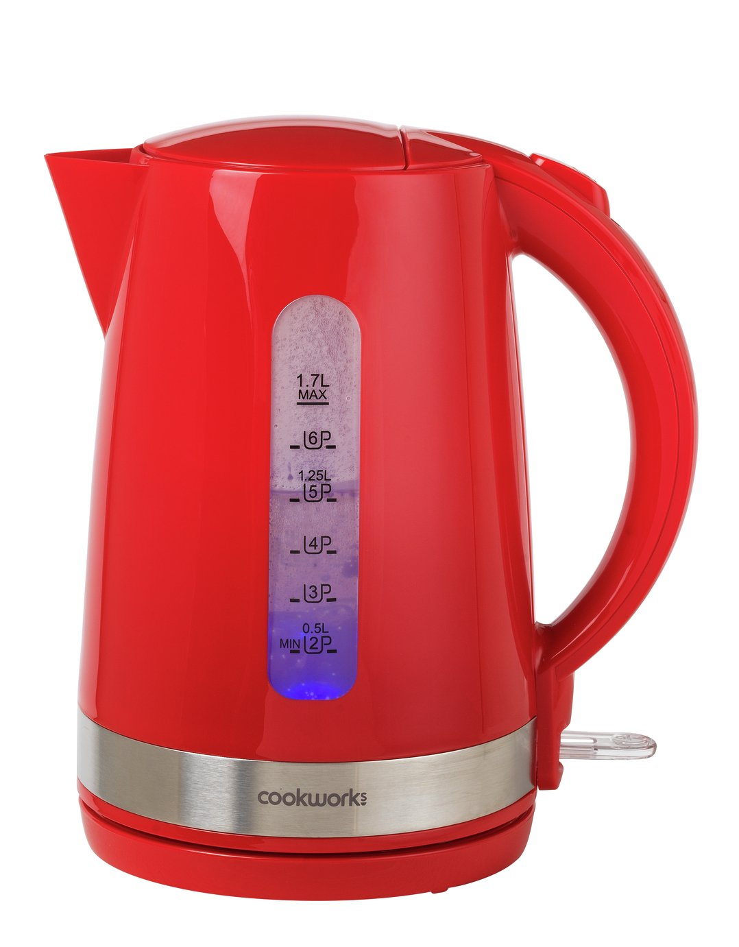 Cookworks Illumination Kettle review