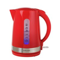 Cookworks Illumination Kettle - Red