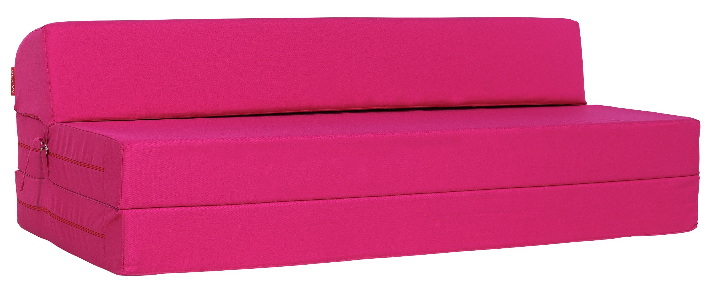Argos Home Double Chairbed - Funky Fuchsia