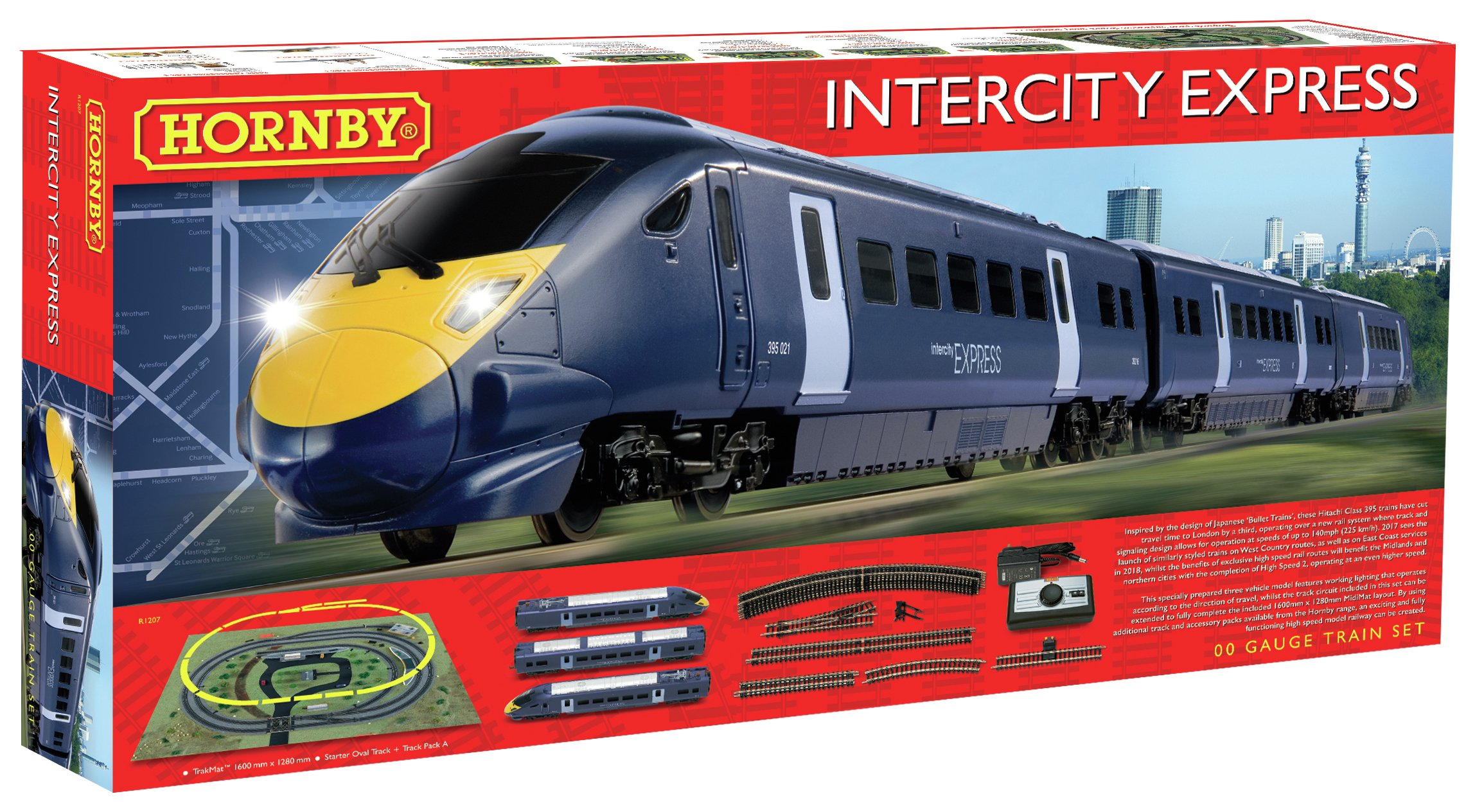 Image of Hornby Intercity Express