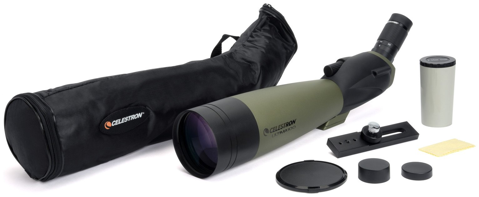 Celestron Ultima 100 45 Spotting Scope