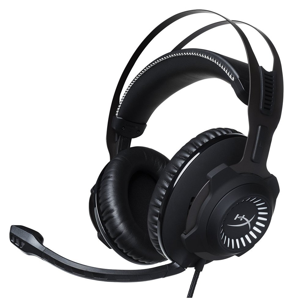 Image of HyperX Cloud Revolver S Gaming Headset for PC/Xbox One/PS4