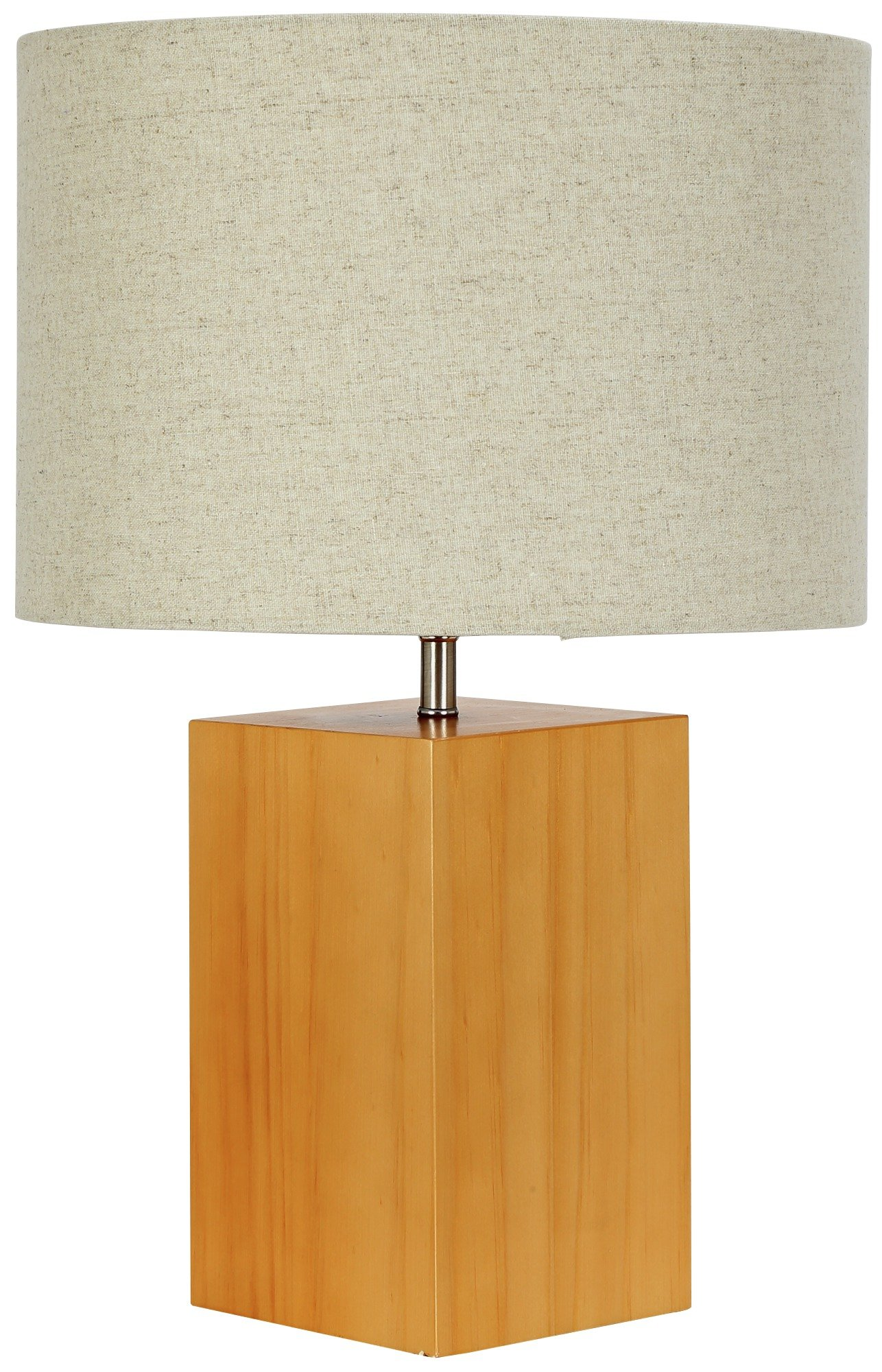 Image of Collection Lonan Table Lamp - Walnut Effect