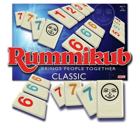 Buy Rummikub Classic Board Games Argos