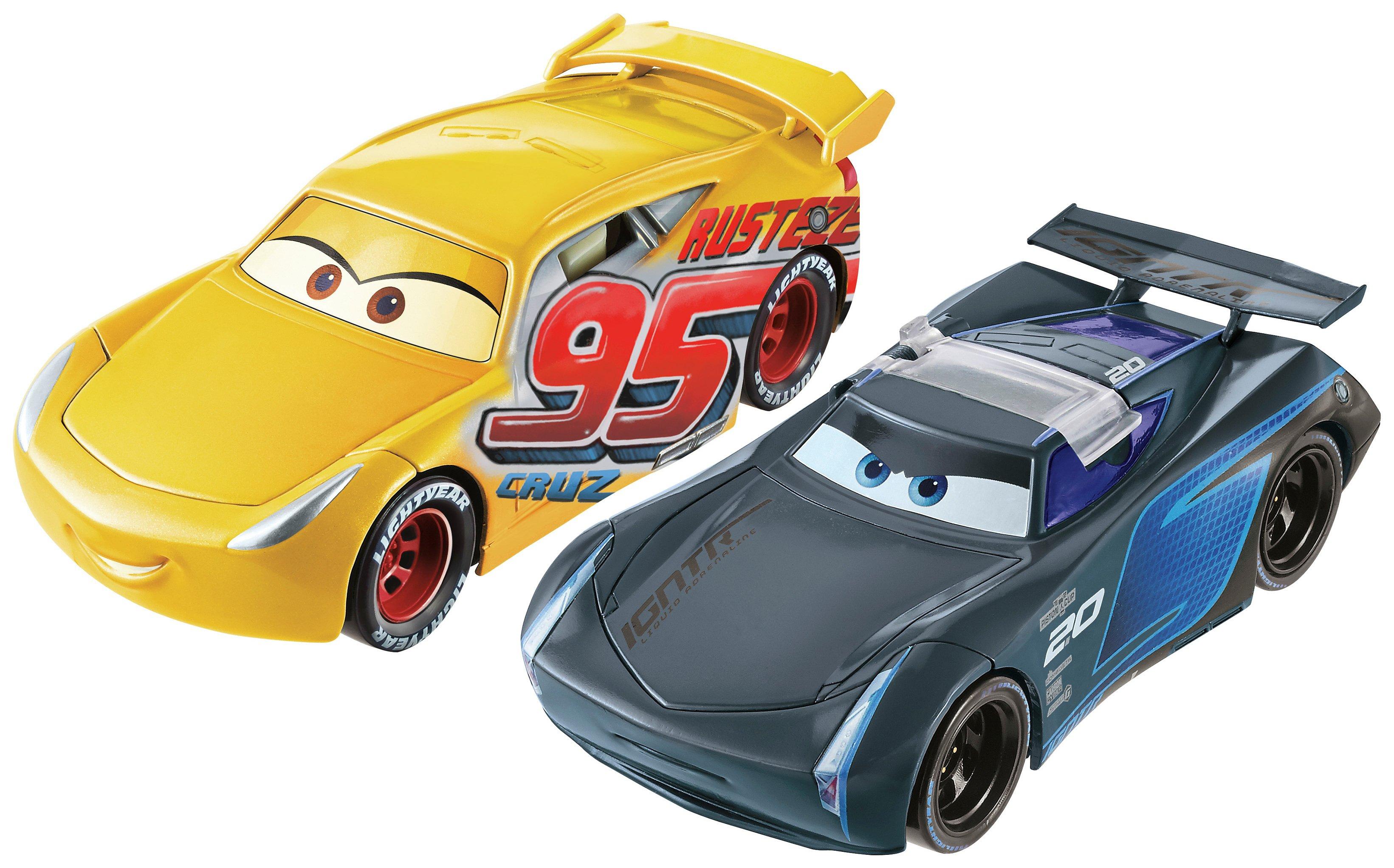 Image of Cars 3 Flip to the Finish Rust-eze Cruz Ramirez & Jackson