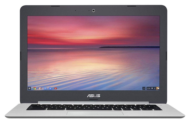 Asus C301 13.3 Inch 4GB 32GB Chromebook - Grey