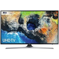 Samsung UE55MU6100 55'' 4K Ultra HD Black / Silver LED TV