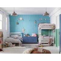 HOME Kaycie Single Bed Frame - White