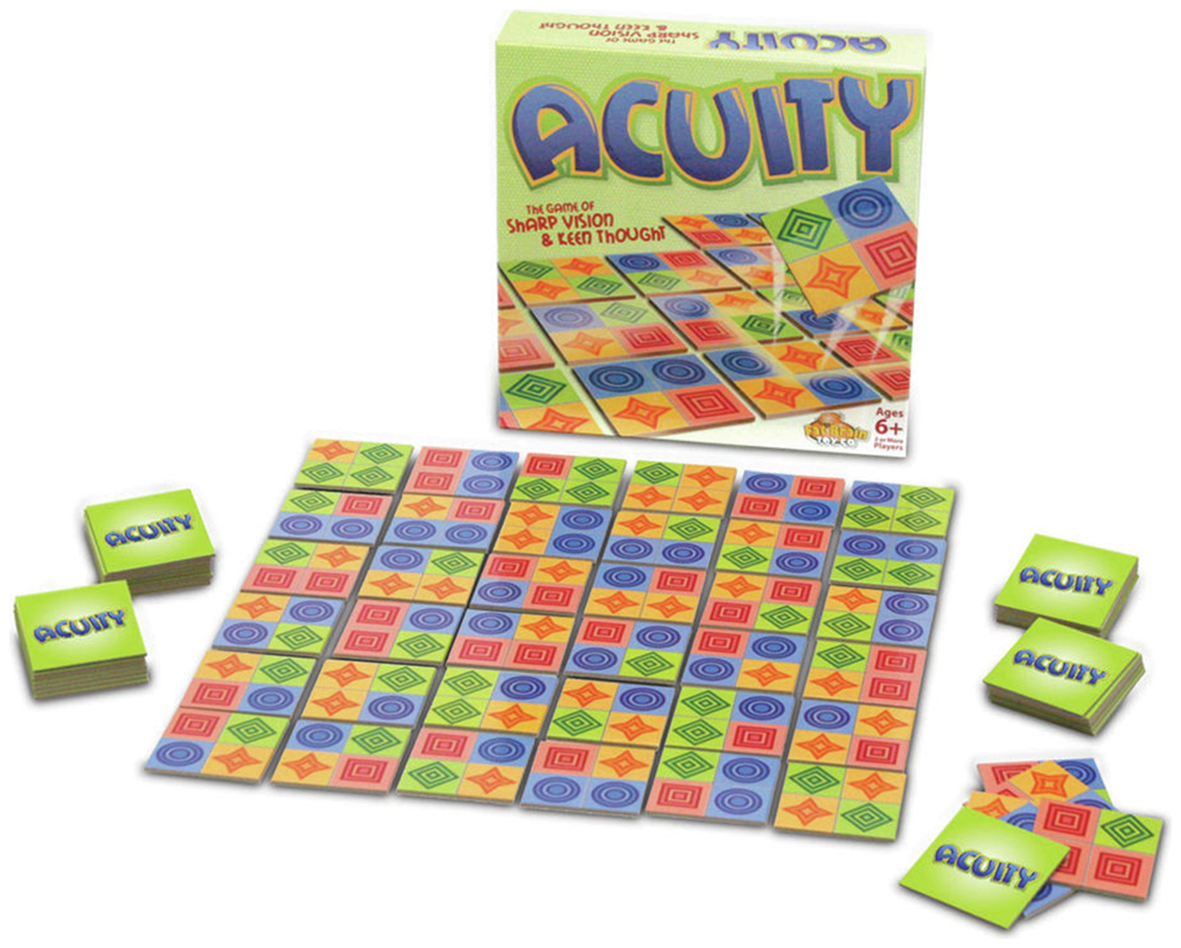 Image of Fat Brain Toys Acuity Game.