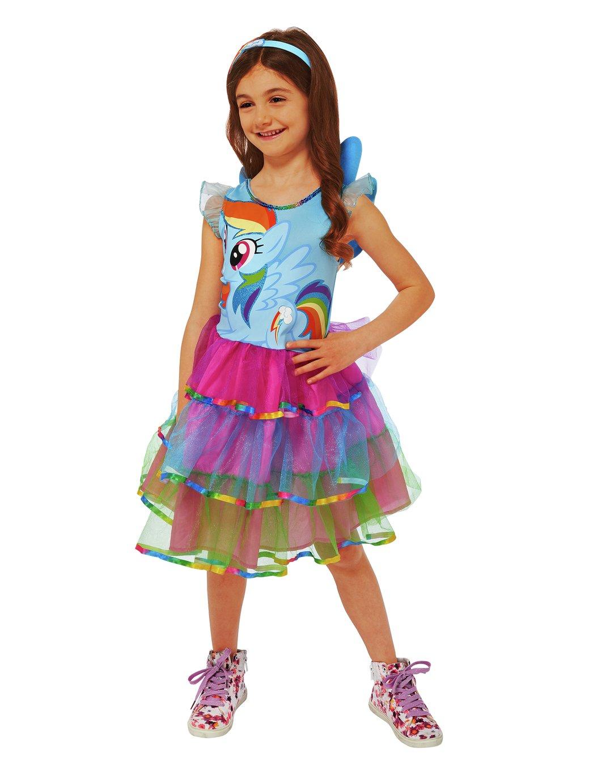 My Little Pony Rainbow Dash Fancy Dress Costume - 5-6 Years