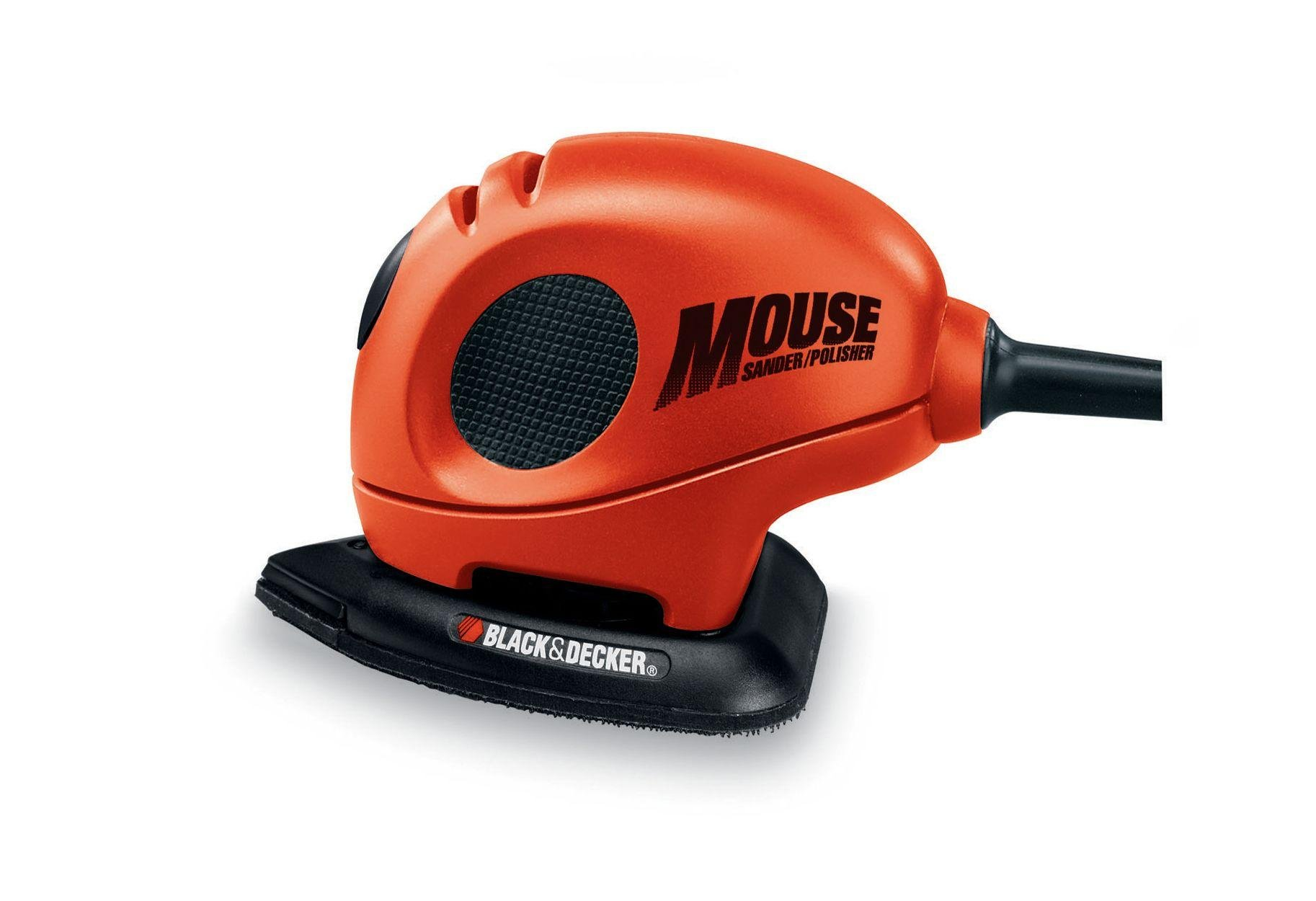 Image of Black and Decker - Mouse Detail Sander with Accessories - 55W